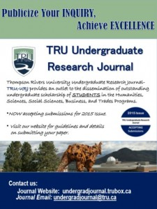 TRU Undergrad Research Journal