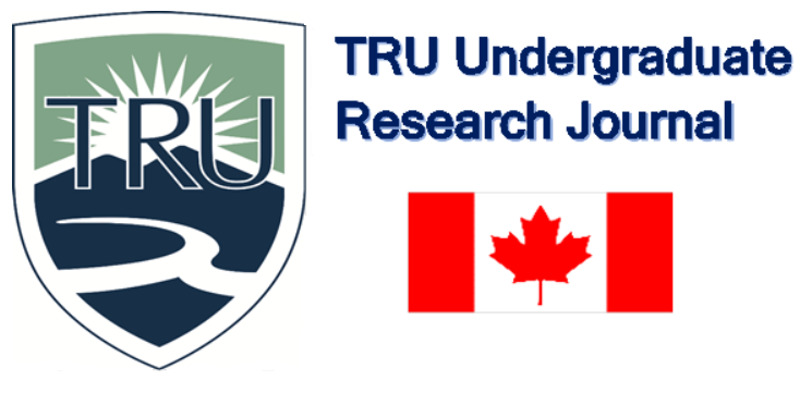 TRU Undergraduate Research Journal